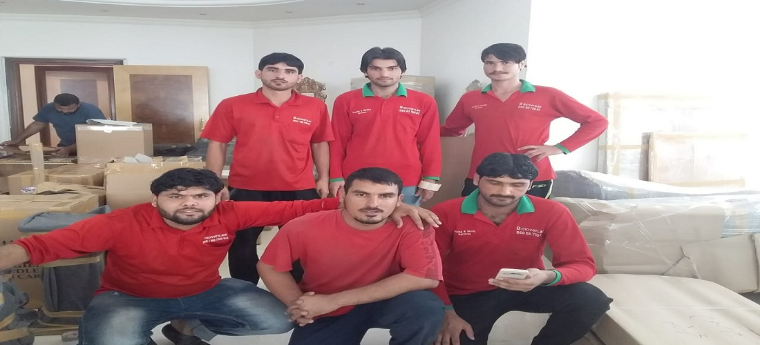 Movers in sharjah